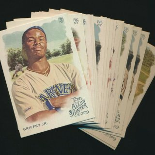 2019 Topps Allen & Ginter Base & SP Singles Pick from List - Buy 4+ Get 40% Off! 3